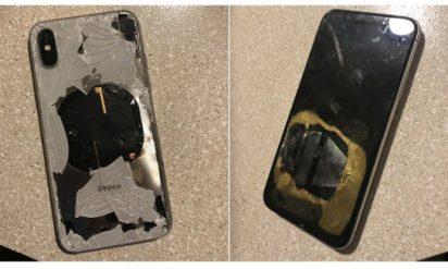 【驚愕】iPhone X、iOS12.1にアップデートした直後に爆発したとの報告→Apple社の見解は?