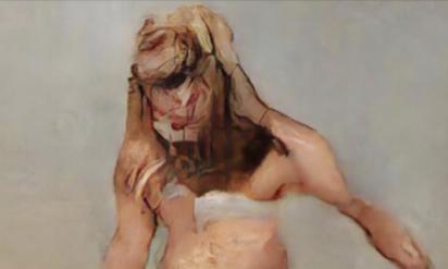審査員はこの絵画に金賞を与えた。しかしその作者を知った時、背筋がゾッとした。