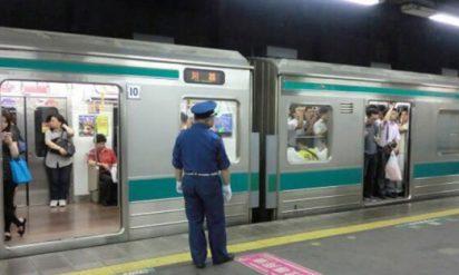 【腹筋崩壊】特に10と15、クッソワロタwww電車の中で偶然見てしまったありえない光景15選!