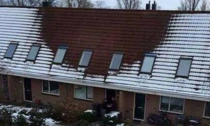 「あそこの家だけ雪が溶けてる…」警察が不審に思い、家に入った結果!