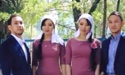 【異様な光景】双子が双子と結婚した結果ww生まれた子供がもうよくわからないと話題に…